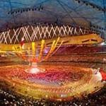 نمونه کمپین تبلیغاتی ارائه شده برای المپیک پکن