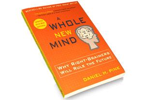 خلاصه کتاب ذهن کامل نو یا یک ذهن کاملاً جدید نوشته دنیل پینک