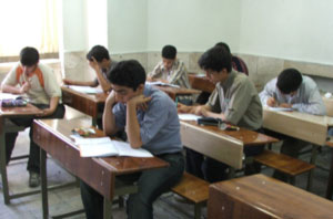 کلاسها و دانش آموزان