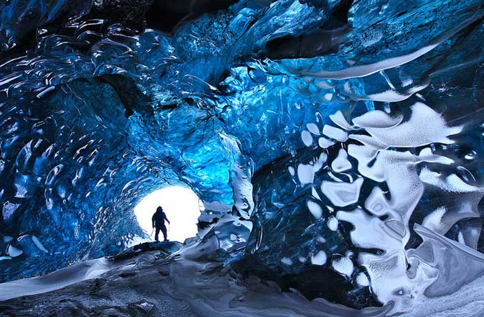 یخبندان های گسترده در ایسلند - راهنمای سفر به ایسلند