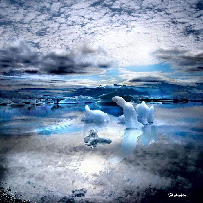 جبهههایی از هوای معتدل باعث کاهش سرما در ایسلند می شود -راهنمای سفر به ایسلند