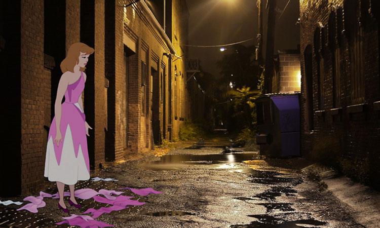سیندرلا-Cinderella