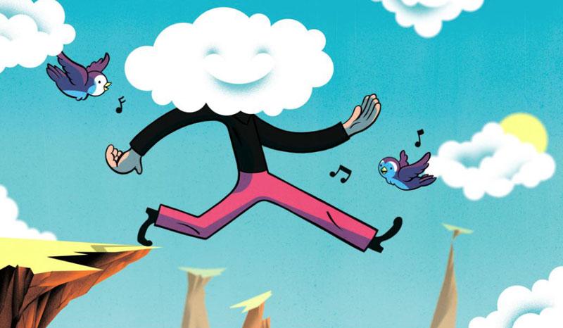 خوشبینی غیرمنطقی در نشریه کسب و کار هاروارد Harvard Business Review