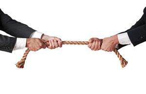 رفتار رقابتی در مذاکره - متمم - محل توسعه مهارتهای من