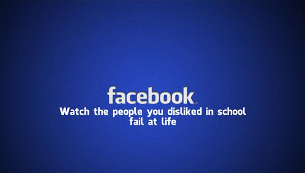 شوخی با شعار شرکت فیس بوک - شعار برند فیس بوک