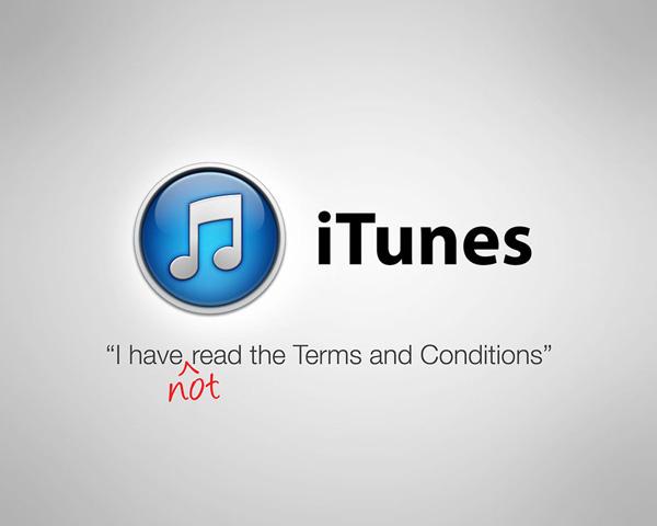 شعار تبلیغاتی اپل برای آیتیونز - شعار برند نمیتواند از معماری برند جدا باشد