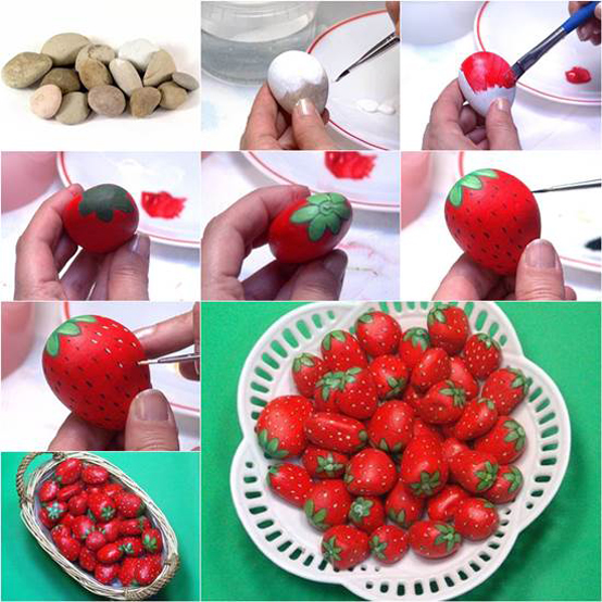 motamem_org_How-to-DIY-Painted-Rock-Strawberries