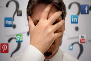 اشتباهات رایج در شبکه های اجتماعی - فیس بوک - توییتر - لینکدین - گوگل پلاس - متمم - محل توسعه مهارتهای من