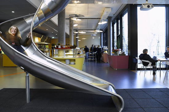 Google Office – Zurich