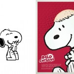 کمپین تبلیغاتی: شخصیتهای کارتونی با سرهای تراشیده
