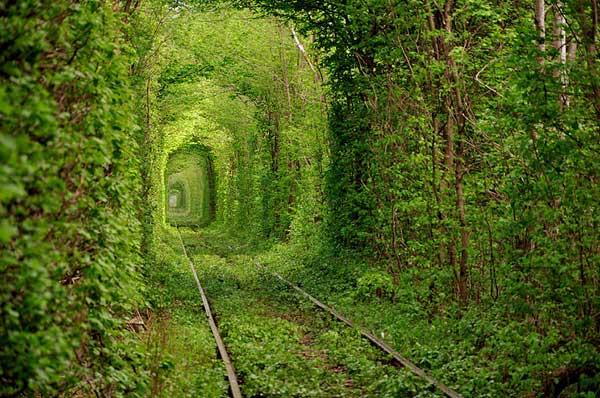 تونل عشق، اوکراین
