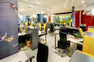 معروفترین نمونه های طراحی دفتر کار - متمم - محل توسعه مهارتهای من