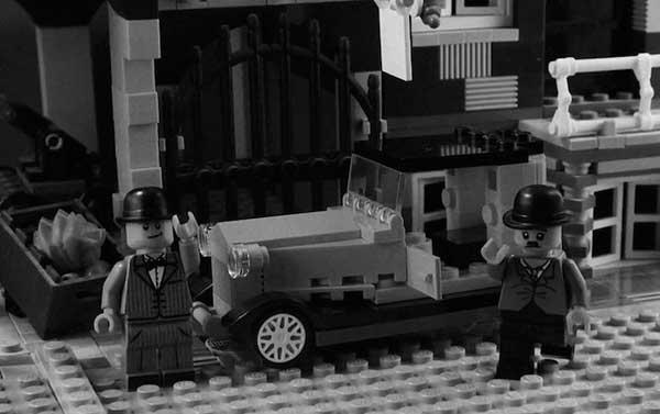Laurel & Hardy ( لورل هاردی)