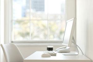 طراحی دفتر کار: مشکل اتاقهای بدون پنجره - متمم - محل توسعه مهارتهای من
