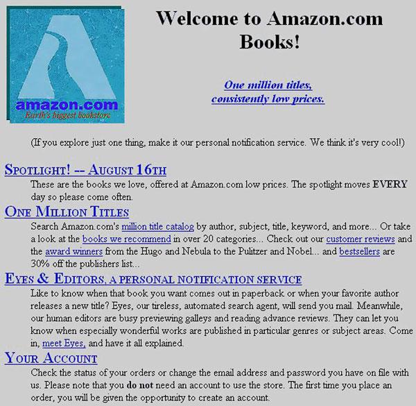 Amazon.com -1995