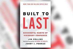 کتاب ساختن برای ماندن - جیم کالینز و جری پوراس