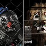نمونههای کمپین تبلیغاتی در حمایت از حیوانات