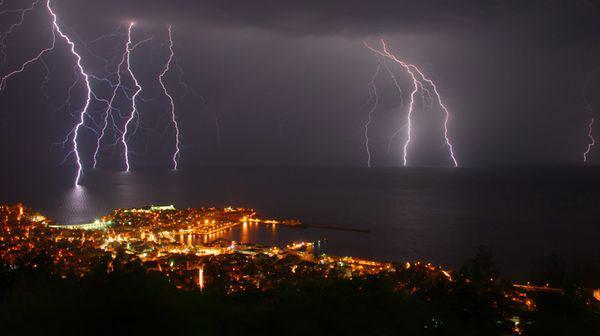 سواحل کاوالا، یونان