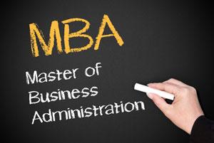 تاریخچه رشته MBA