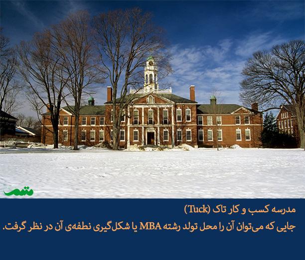 تاریخچه رشته MBA و نحوه شکل گیری آن