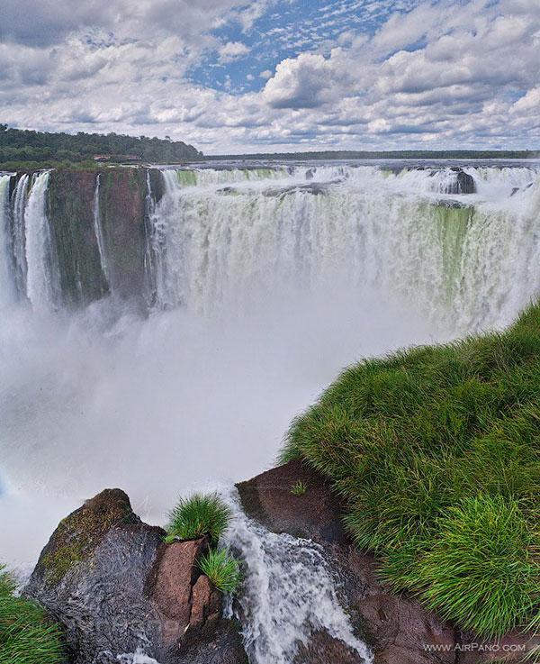 بلندترین آبشارهای جهان