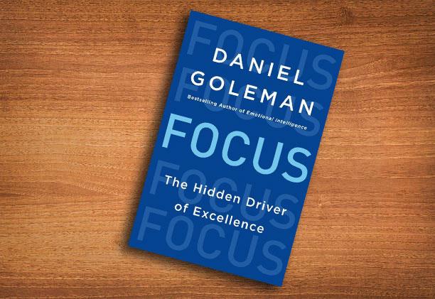 کتاب Focus یا تمرکز نوشته دنیل گلمن