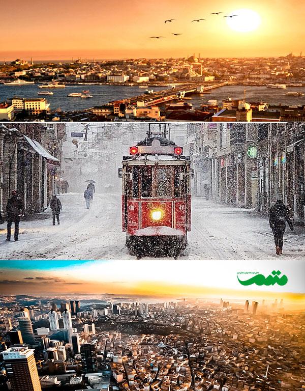 استانبول-ترکیه-660 سال قبل از میلاد