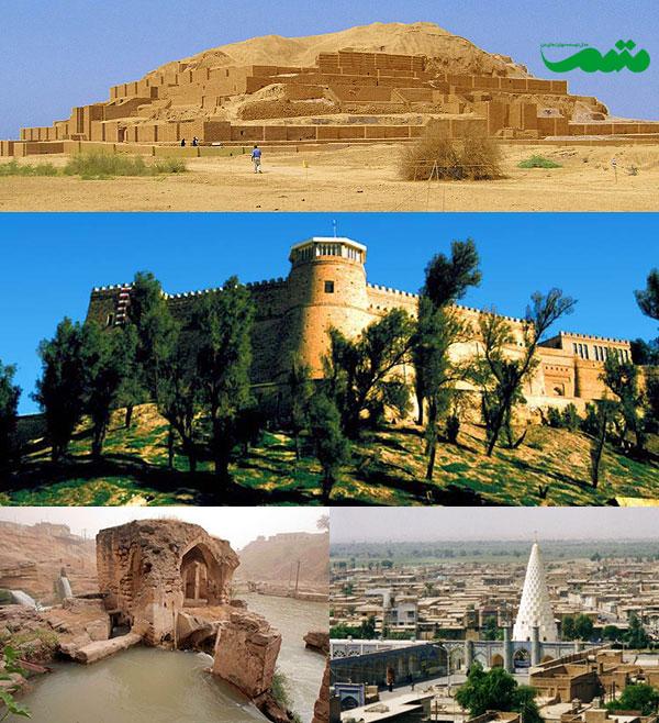 شوش-ایران-4000 هزار سال قبل از میلاد