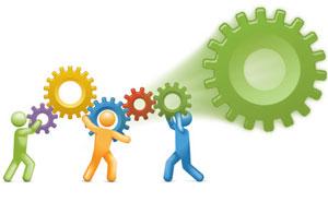 استراتژی و نگاه به سازمان به عنوان مجموعه ای از منابع