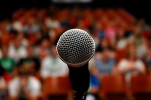 مهارت سخنرانی و حرف زدن مدیریت شده