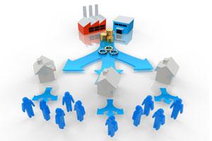 کانالهای فروش و ارزیابی آنها