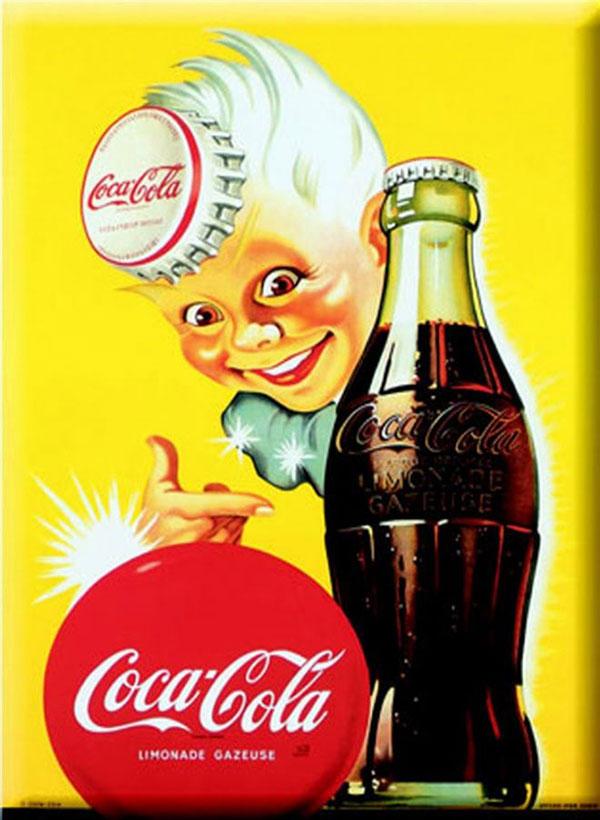 تبلیغات کوکاکولا
