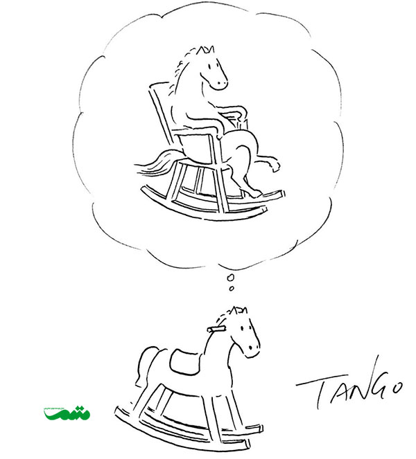 کارتونهای ساده اما خلاقانه