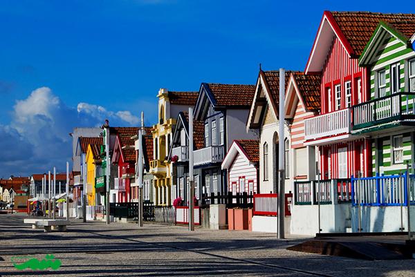 Costa Nova-پرتغال