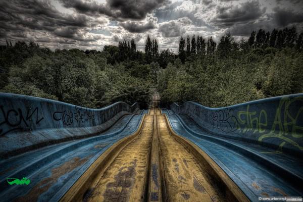 پارک تفریحی Dadipark در بلژیک(1950-2002)