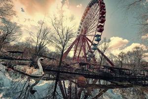 پارک های تفریحی متروکه