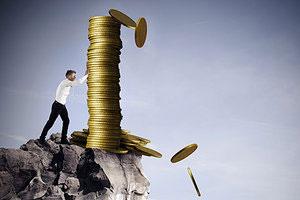 کارآفرینی و اشتباهات مالی در تولد کسب و کار