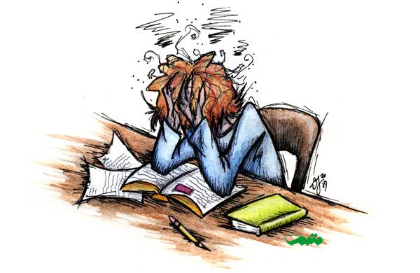 تعریف استرس و عوامل استرس زا یا استرسورها