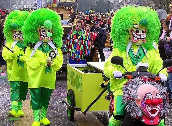 جشنواره بازل،سوییس