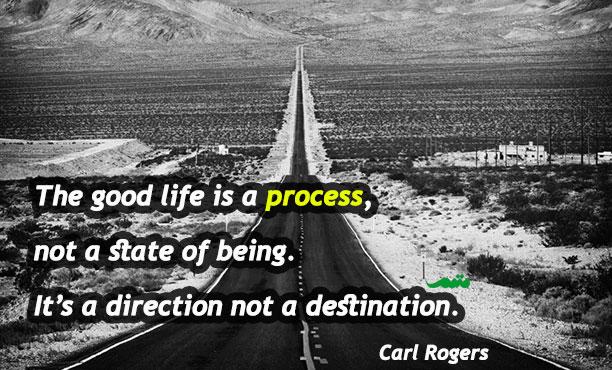 نقل قول از Carl Rogers