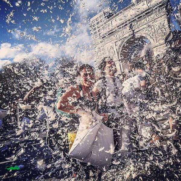 جشن پر-چهارم آوریل هرسال در 39 کشور جهان