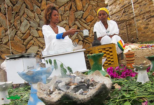 چای زغالی-اتیوپی