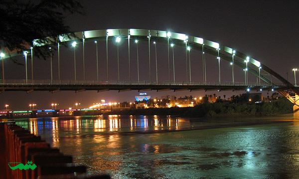 اهواز درشب - شهر شب زنده دار جهان