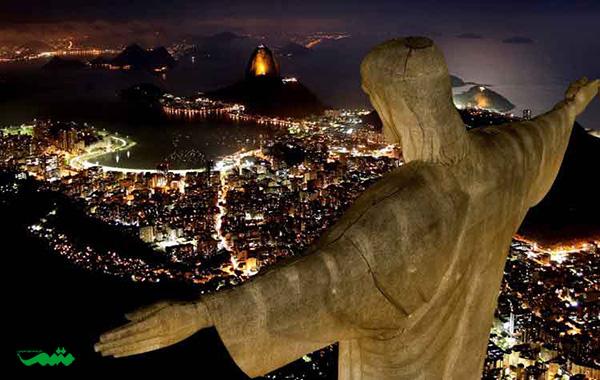 بهترین شهرهای دنیا برای شب زنده داران - تصاویر شهر در شب