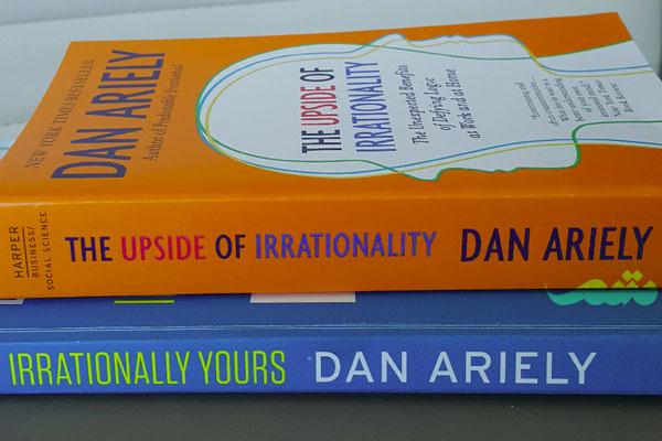 کتابهای دن اریلی