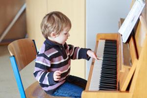 استعدادیابی و استعداد موسیقی در مدل جانسون اوکانر