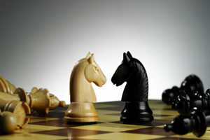 استراتژی - رقبای شما چه کسانی هستند؟