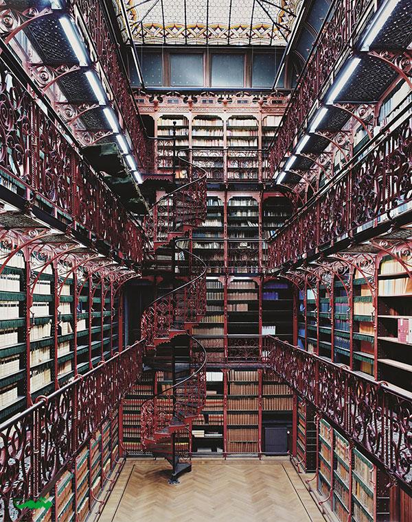 کتابخانه اشپیگل استاتن، دن هاگ ، هلند