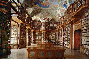 کتابخانه های زیبای دنیا