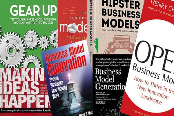 کتاب خلق مدل کسب و کار